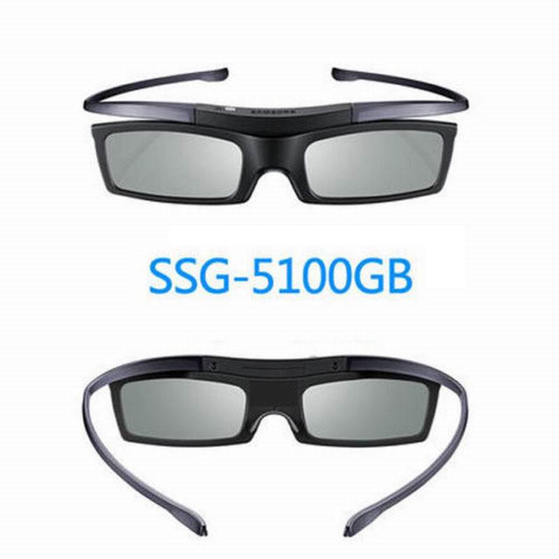 4 X SAMSUNG 3D Active Shutter Glasses SSG-5100GB 2011 12 13 14 2015TV LED