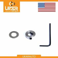 Clutch Pedal Repair Clip Car Clutch Pedal Repair Kit Clip with Allen Key Compatible with For-d Ma-zda