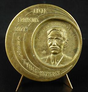 Medal-Charleville-Mezieres-School-Francois-Bazin-1946-Medal