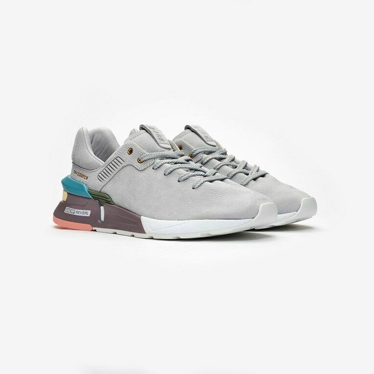 Diseño 997 Sport Tokyo New Balance Studio Zapatillas De Hombre MS997TKD gris Estilo De Vida