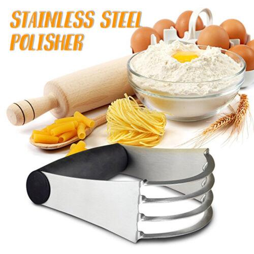 Non-slip Handle Dough Butter Flour Blender Mixer Cutter DIY Pastry Seasonings