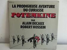 ALAIN DECAUX / ROBERT HOSSEIN La fabuleuse histoire du POTEMKINE 128512
