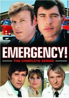 Emergency Complete Series Dvd Seasons 1-6 1 2 3 4 5 6 + The Final Rescues