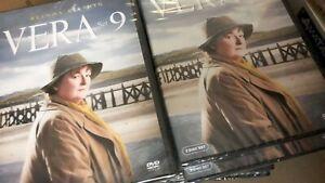 Vera-Season-9-Series-Nine-Ninth-Brenda-Blethyn-Brand-New-DVD-Region-1-USA-sell