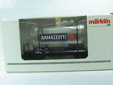 "Märklin H0  Glas Kesselwagen  ""Ramazzotti"" B151"