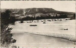 CPA AIGUINES Les Gorges Pittoresques du Verdon - Le Pont d'Aiguines (1112681)