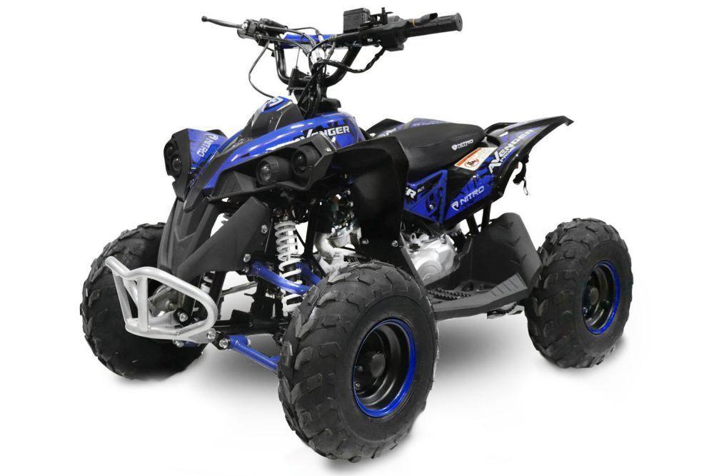 Nitro Motors Avenger Eco Quad 1000W 36V Elektroquad Kinderquad Kinderquad Kinderquad 47f130