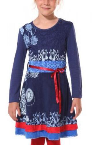 "Brand New Desigual kids collection motif elegant comfortable /""Nerine/"" 7-8 years"