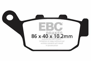 Ajuste-Honda-CBR-400-Rrl-Rrn-Rrr-NC29-Gull-Arm-90-gt-94-EBC-Sinterizadas-Pad