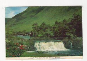 Aasleigh Falls Leenane Co Galway 1968 Postcard Ireland 583a
