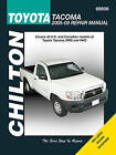 Toyota Tacoma 2005-09 Repair Manual by Joe L Hamilton (Paperback / softback, 2009)