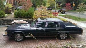 1987 Cadillac Brougham Sedan