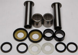 NEW-ALL-BALLS-2003-2012-Suzuki-LTZ400-SWINGARM-BEARINGS-amp-SEALS-FREE-SHIP
