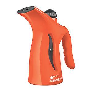 Steamfast 800W Portable Handheld Laundry Fabric Travel Steamer, Orange | SF435O