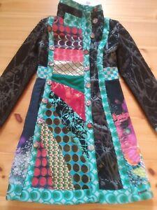 Damen Mantel Jacke Desigual xs/s 34/36 - Bendhof, Deutschland - Damen Mantel Jacke Desigual xs/s 34/36 - Bendhof, Deutschland