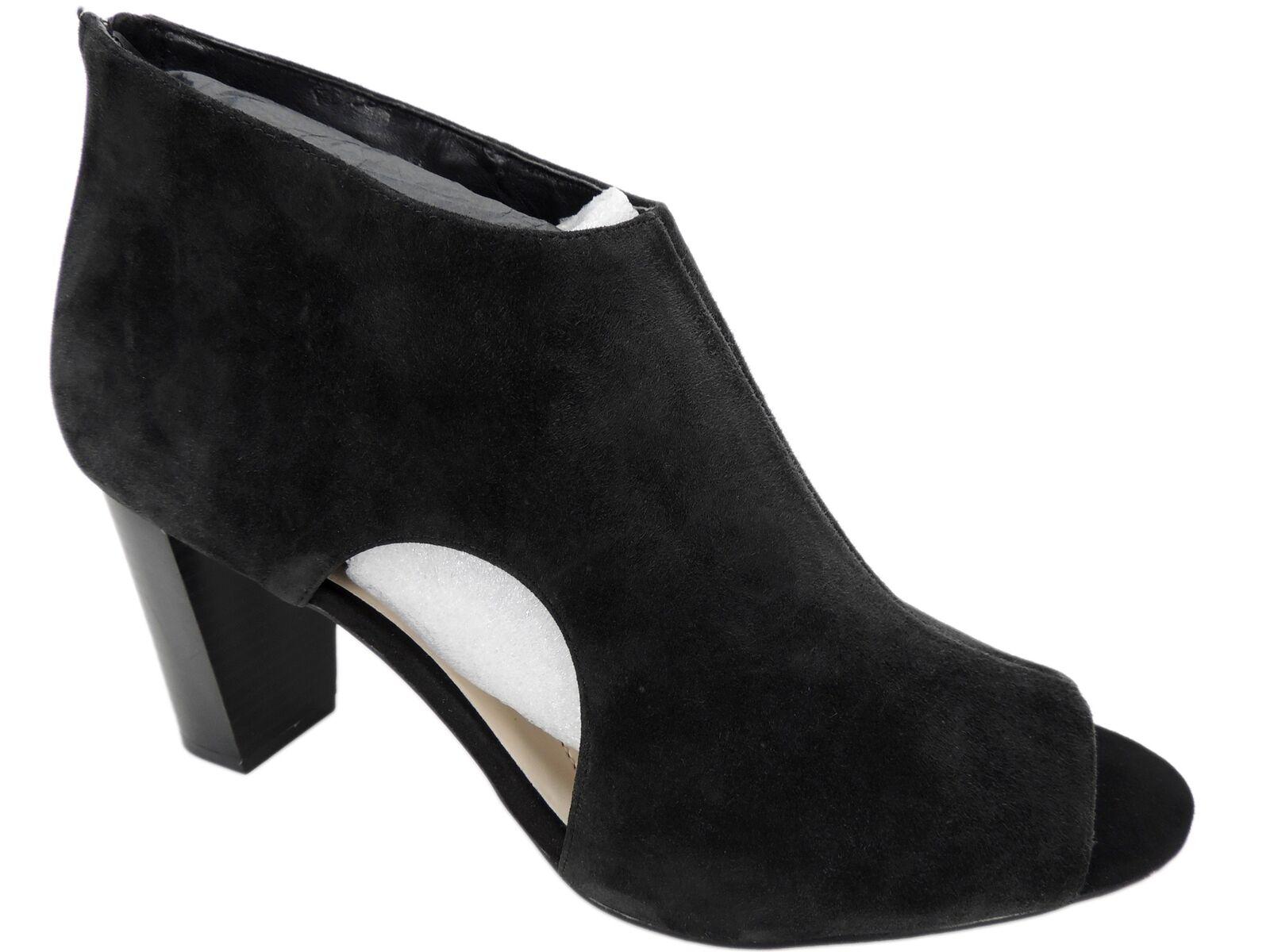 Alfani para mujer myelles shooties Negro Gamuza Tobillo botas Talla Talla Talla 10 M  marca en liquidación de venta