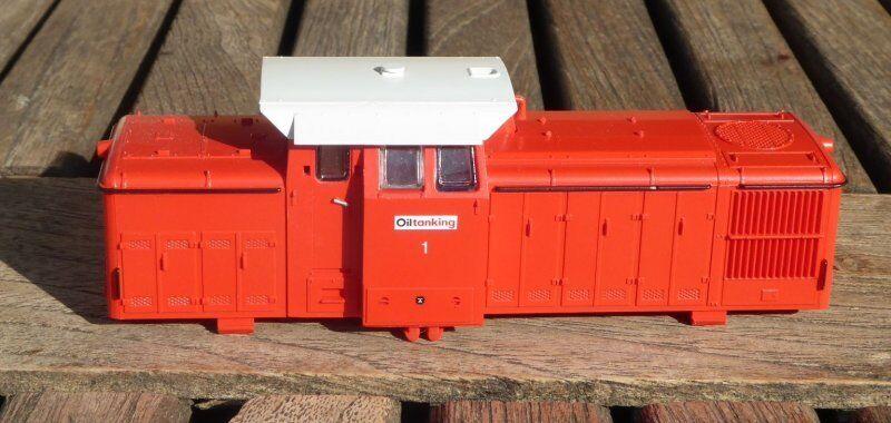 Gützold 41505 lokgehäuse DIESEL DIESEL DIESEL BR 106 V 60 BR 346 oiltanking Gera ep.5 6 NUOVO 54a60a