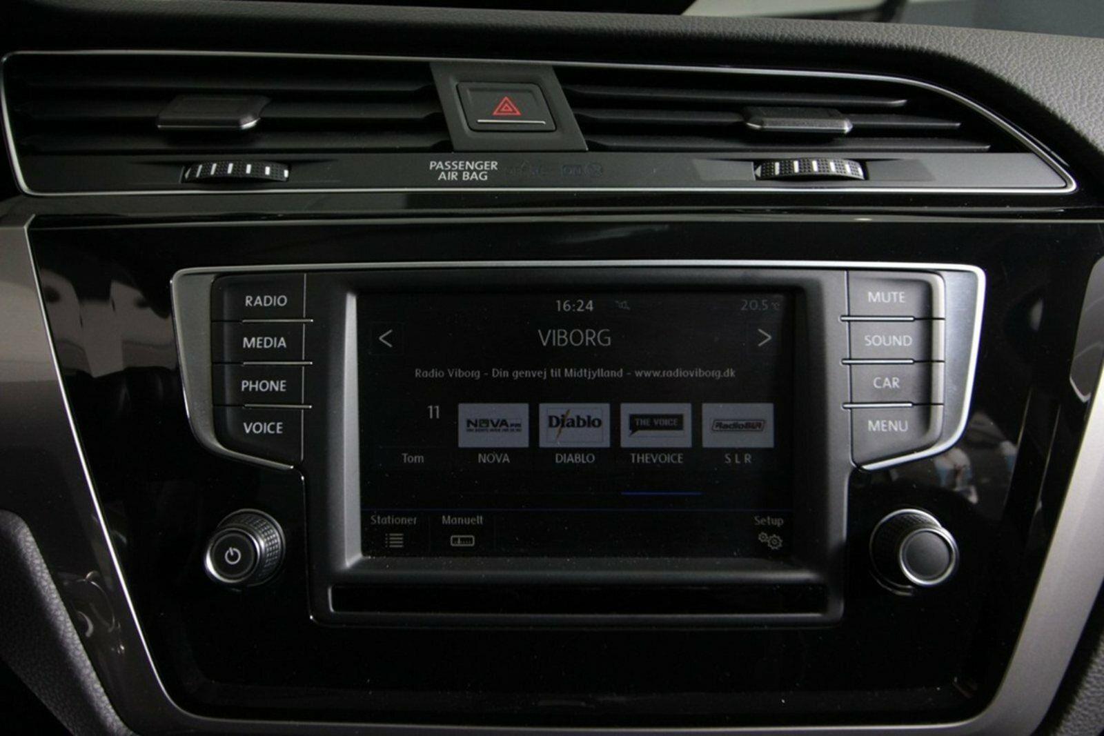VW Touran TSi 110 Trendline BMT