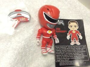 Red Ranger Loyal Subjects Mighty Morphin Power Rangers Movie Figure