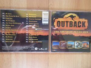 Outback - The Sound of Australia - Nick Reich - Musik CD Album - aus Sammlung!! - NRW, Deutschland - Outback - The Sound of Australia - Nick Reich - Musik CD Album - aus Sammlung!! - NRW, Deutschland