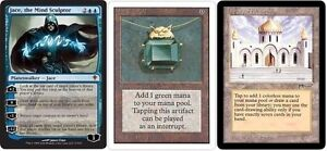 MTG-Collection-Mox-Emerald-Jace-Dual-Rare-Mythic-Lot-Repack-Magic-the-Gathering