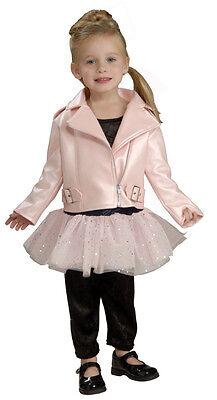 Lil' Road Mama Harley-Davidson Pink Biker Jacket Halloween Toddler Child Costume