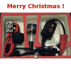 CHRISTMAS-X-MAS-GIFT-Motorcycle-Motorbike-HID-Xenon-Conversion-Slim-Kit-H3-6000K