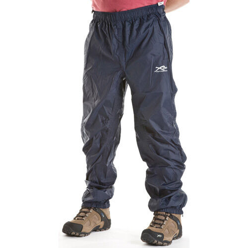 REGATTA MENS WATERPROOF ACTIVE PACKAWAY TROUSERS