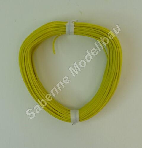 Fil de Câble 0,03 mmâ² ultrafin 0,65 mm Décodeur Câble SMD DEL Câble 10 Couleurs