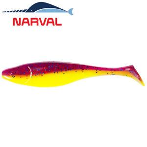 Narval Commander Shad 16cm fishing lures original range of colors
