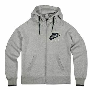 ff8fea6289a8 Nike Swoosh Air Hoodie Fleece Hooded Jumper Club Hoody Sweatshirt ...