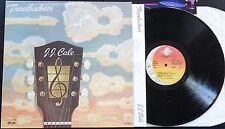 KLP42 - J.J. Cale Troubadour SHL 18012 Italian pressing LP + OIS, ariston 1976