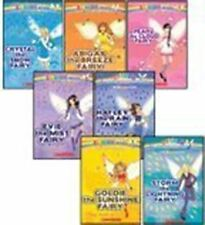 The Weather Fairies Complete Set, Books 1-7: Crystal the Snow Fairy, Abigail the