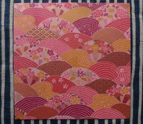 Japanese Yuzen Chiyogami Washi origami paper 15cm X 15cm You select!