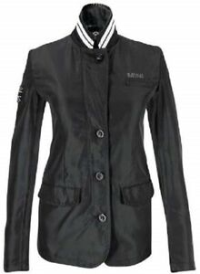 Original-Mini-Damen-Jacke-Frontwoman-Jacket-S-Slim-fit-schwarz-80122179250-NEU