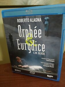 Orphee-amp-Eurydice-Blu-Ray-Roberto-Alagna-Teatro-Comunale-di-Bologna-MINT