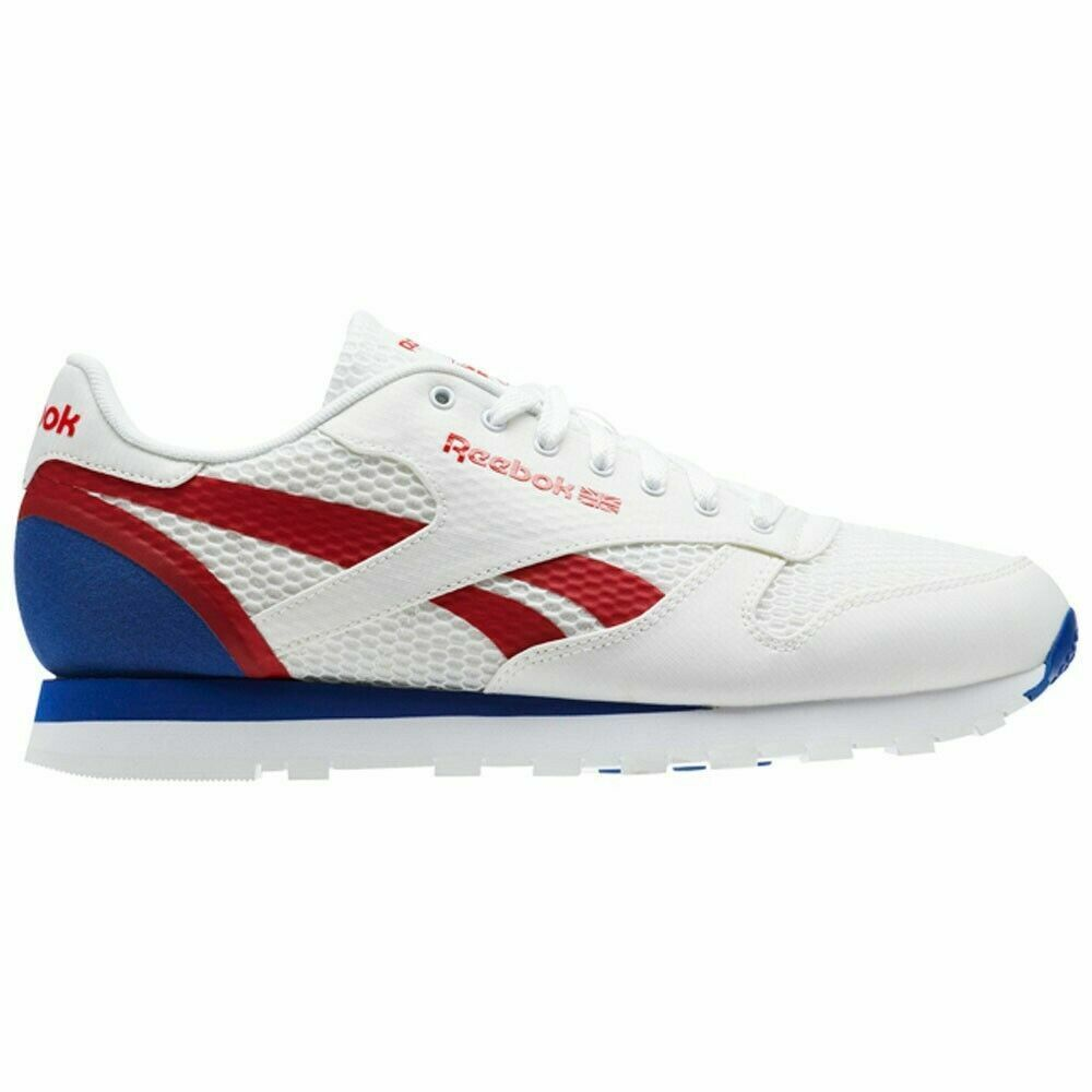 NEW MENS REEBOK CL LEATHER MVS SNEAKERS CM9597-SHOES-SIZE 9.5,10