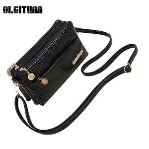 Exclusive-small-Crocodile-Pattern-Shoulder-Women-Messenger-Handbag-Clutch-Bags