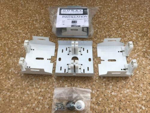 Duray Lighting Chg 2-8/' T8//T12 to 4-4/' LED Tubes Retrofit Kit RFQ1232T-SOCK