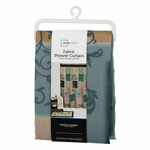Mainstays Butterfly Blessings Shower Curtain For Sale Online