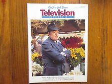 Oct. 4,  1992 N Y Times TV  Mag(MICHAEL  GAMBON/MICHAEL JACKSON/JENNY ROBERTSON)