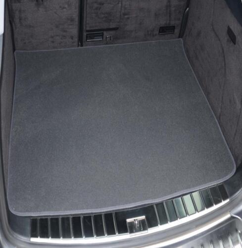 2009 On Volkswagen Phaeton Tailored Boot Mat Genuine United Car Parts 2310