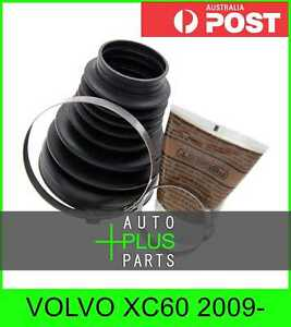 Fits-VOLVO-XC60-2009-Boot-Inner-Cv-Joint-91x116x48-Kit-Rubber