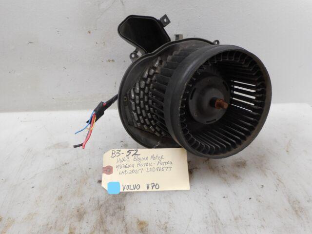 2000-2009 Volvo S60 Fan Heater AC Blower Motor Assembly 86577 OEM for sale  online | eBay | Hvac Blower Motor Wiring |  | eBay