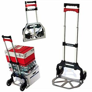 Magna-Cart-Compact-Folding-Aluminium-Hand-Truck-Trolley-Luggage-Cart-Foldable