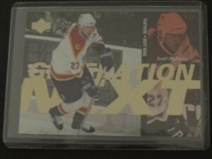 1996-97-Upper-Deck-Generation-Next-X25-Scott-Mellanby-Adam-Deadmarsh-Card