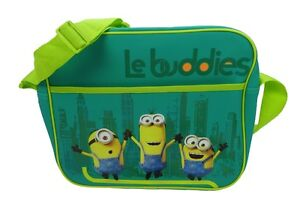 88cf19ec1455 Image is loading Minions-Minion-Le-Buddies-Shoulder-Messenger -Courier-School-