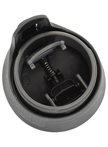 Vacuum Insulated Travel Mug Stainless Steel West Loop Autoseal Leak Spill Proof