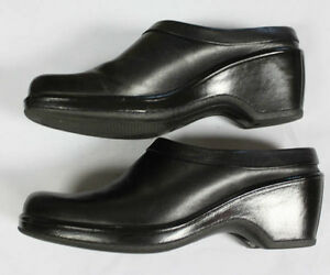 Dansko Women's Professional Clog, Black, Size 39 (8.5-9 US), Open Back