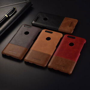 save off b376c 77581 Details about For Oneplus 5T/1+5T Genuine Leather Matte Skin Color Business  Hard Case Cover